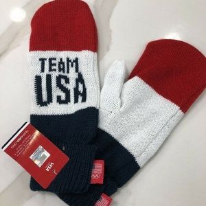 New With Tags Old Navy Team USA Olympics Mittens